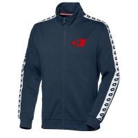 Lotto Men's Jacket Athletica Due Full Zip Jacket- Navy Blue Photo