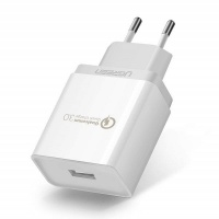 UGreen Qc3.0 Wall Charger -White Photo