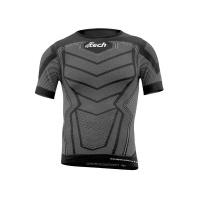 Ftech Carbon Underwear T-Shirt - Black Photo