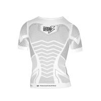 Ftech Carbon Underwear T-Shirt - White Photo