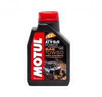 Motul ATV-SXS Power 4T Oil 10W-50 - 1L Photo