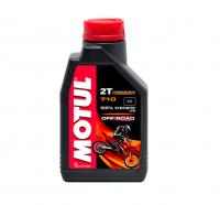 Motul 710 2T Off-Road Oil - 1L Photo