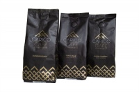 Carico Cafe Connoisseurs Premium Whole Bean Coffee Variatey Pack - 750g Photo