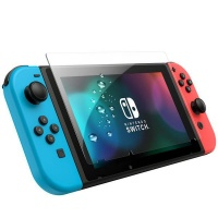 Baseus 0.3mm Tempered Glass Screen Protector for Nintendo Switch Photo