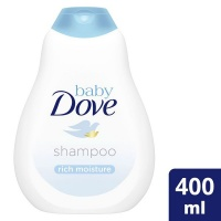 Baby Dove Tear Free Rich Moisture Shampoo - 6 x 400ml Photo