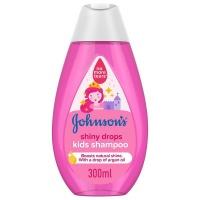 Johnson & Johnson Shiny Drops Shampoo - 300ml Photo