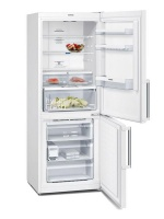 Siemens - 385 Litre No Frost Fridge Freezer White Photo