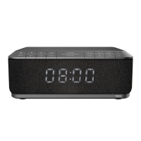 Big Ben Clock Radio with Wireless Charger RR140IG Photo