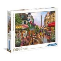Flowers in Paris 1000 Piece Photo