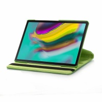 Samsung Rotate Case Stand For Galaxy Tab S5e Green Photo