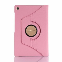 Samsung Rotate Case Stand For Galaxy Tab S5e Pink Photo