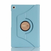 Samsung Rotate Case Stand For Galaxy Tab S5e Blue Photo