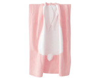Fox Fable Bunny Ears Blanket In Gift Tin - Pink Photo