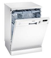 Siemens iQ100 SN215W02EE 60cm Dishwasher Freestanding - White Photo