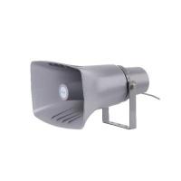 """Kentech H-40RT Horn Speaker Plastic 12x8"""" 40w 100v 10/20/40w Photo"""