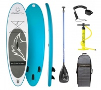 StormFox Hailstorm Stand Up Paddle Board Kit Photo