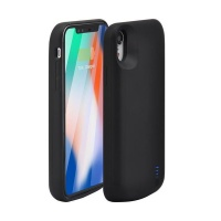 Apple TUFF-LUV Extended Battery Case for the iPhone XS Max - Black Cellphone Photo