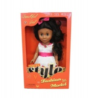 Just Like Me Diverse Africa Fashion Doll - Pink Princess Photo