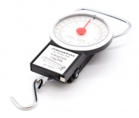 Predator Fishing 11kg Dial Scale with Built-In Measuring Tape Photo