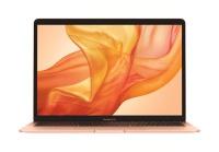 Intel 13-inch MacBook Air: 1.6GHz dual-core 8th-generation Corei5 processor 128GB - Gold Photo
