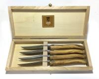 Dry Ager Laguiole Steak Knife Set Photo