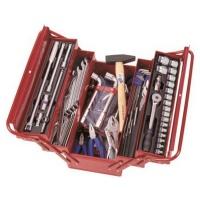 King Tony Mechanics and Millwright Tool Box Set 103 Pieces Photo