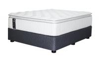 Eton Luxury Pillow Top With Cool Gel Memory Foam Bed Set Photo
