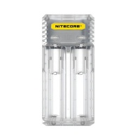 Nitecore Q2 Battery Charger - Clear Photo