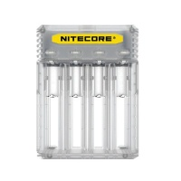 Nitecore Q4 Battery Charger - Clear Photo
