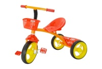 Generic Tricycle W/ 2 Baskets Red Photo