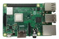 Raspberry Pi 3 Model B Single Board Computer RPI3-MODBP Photo