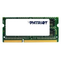 Patriot Signature Line 4GB DDR3L 1600mhz SO-DIMM Dual Rank Memory Photo