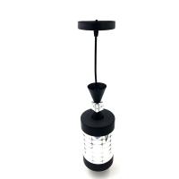 Single Black Modern Pendant Lamp Photo