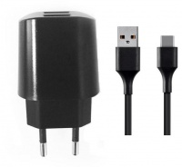 Muvit 2.4 Amp Wall Charger with Type C Cable Photo