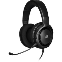 CORSAIR HS35 Stereo Gaming Headset - Carbon Photo