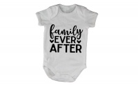 Family Ever After - SS - Baby Grow Photo