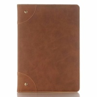 Faux Leather Flip Case for Huawei MediaPad T5 10.1'' Brown Photo