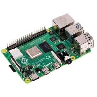 Raspberry Pi 4 Model B - 8GB Single Board Computer Photo