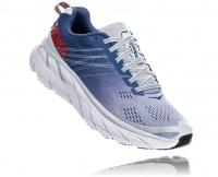 Hoka One One Womens Clifton 6 Road Running Shoes - Plein Air Photo