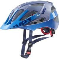 Uvex Quatro Mat-Blue 52-57 All-Mountain Cycling Sports Helmet Photo