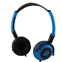 Bounce Swing Series Headphones with Mic - Red/White Photo
