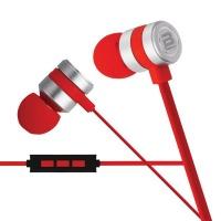 Bounce Salsa Series Bluetooth Earphones - Red/Black Photo