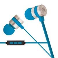 Bounce Salsa Series Bluetooth Earphones - Black/Blue Photo