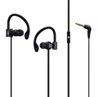 Bounce Break Series Earphones - Black Photo
