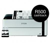 Epson Mono Ecotank M1170 Wi-Fi Printer Business Bundle Photo