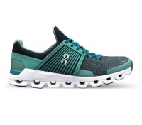 ON Running - Cloudswift Women's Running Shoes Teal Storm Photo