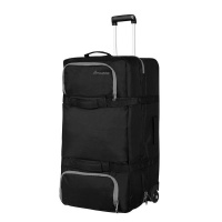 Travelwize Andy Series Sandwich Duffle - 120L - Black/Dark Grey Photo