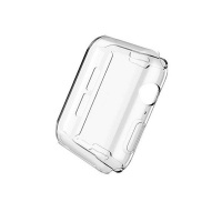 Apple Zonabel Built-in Face Cover TPU Case for Watch - 44mm Photo