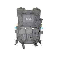 gxg paintball deluxe tactical vest black Photo