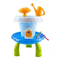 Jeronimo Create Your Own Musical Garden Play Set - Blue Photo